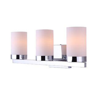 Curtsinger 3-Light Vanity Light by Ebern Designs