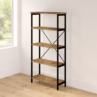 Parthenia Etagere Bookcase