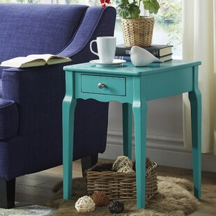 Pinckney End Table With Storage Three Posts
