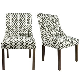 Maleah Upholstered Side Chair (Set of 2)