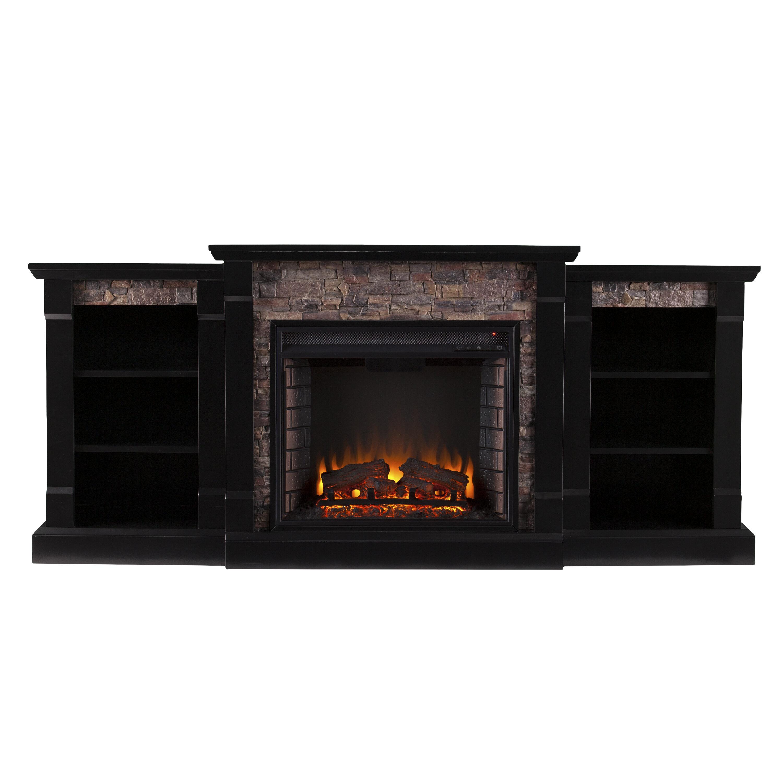 Breakwater Bay Corwin Electric Fireplace Reviews Wayfair