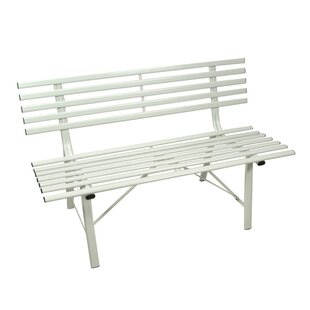 Boaman Iron Bench By August Grove
