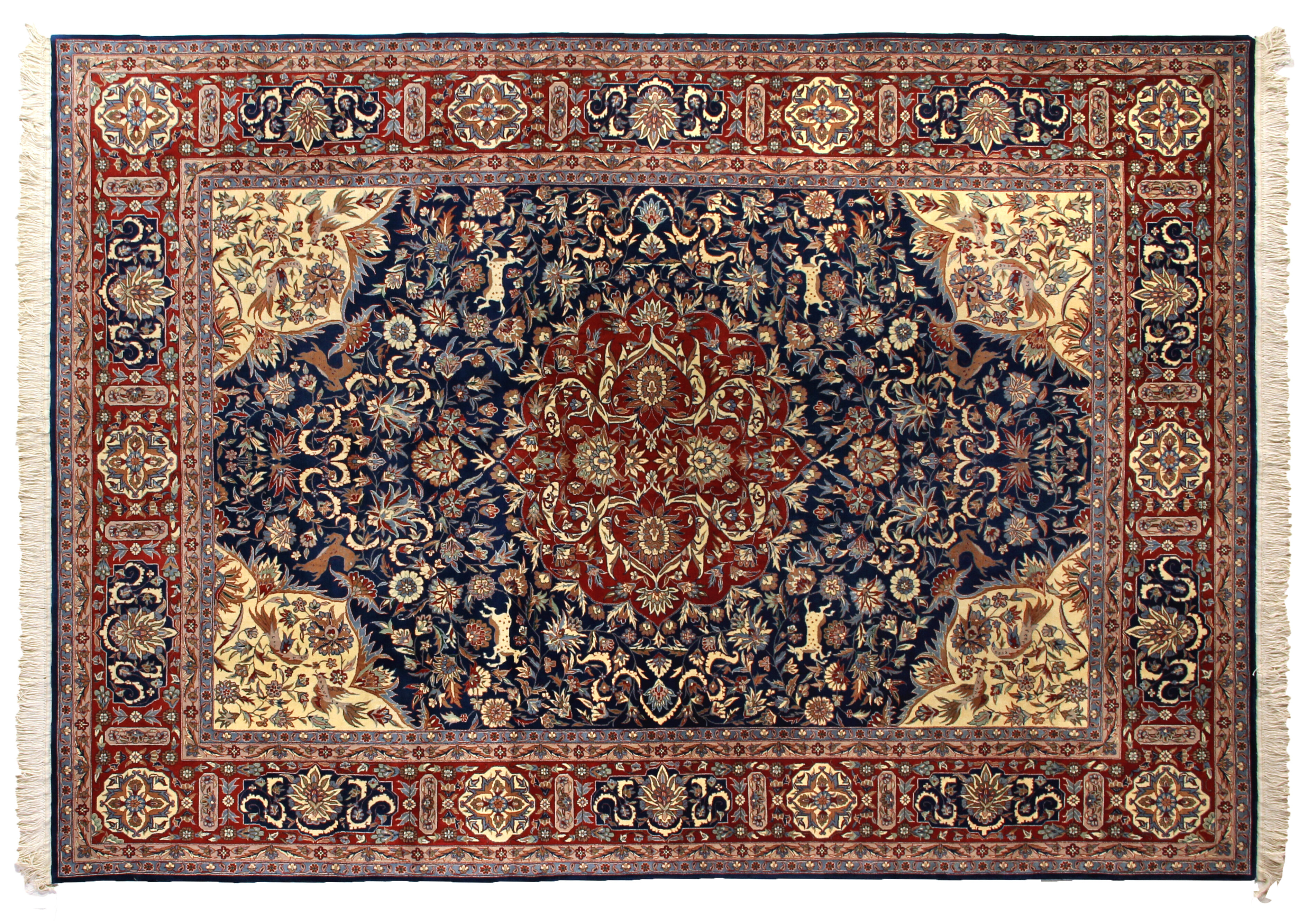 Exquisite Rugs One Of A Kind Super Fine