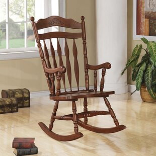 Efren Rocking Chair by August Grove