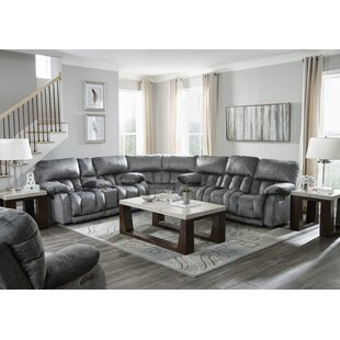 Kendall Reclining Configurable Living Room Set