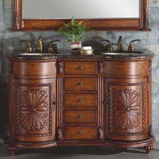 Truet 54 Double Bathroom Vanity Set By Astoria Grand
