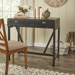 Solid Wood Writing Desk by Birch Lane&trade 2019 Coupon