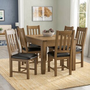 Berwick Extendable Dining Set With 6 Chairs By ClassicLiving