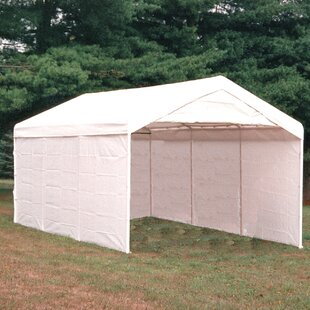 SuperMax 10 ft. x 20 ft. Canopy 2-in-1 Enclosure Kit by ShelterLogic
