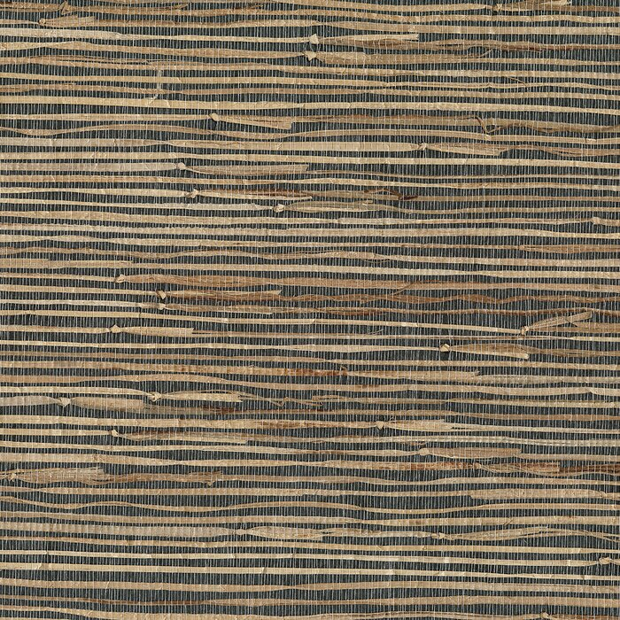 Grasscloth 36 X 288 Abstract 3d Embossed Wallpaper