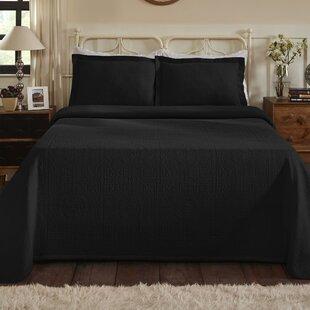 Fleur De Lis Living Bradsher Cotton Matelassé Comforter Set