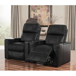 Power Home Theater Row Seating (Row of 2) (Set of 2) by Ebern Designs