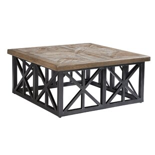 Gracie Oaks Astrid Outdoor Coffee Table