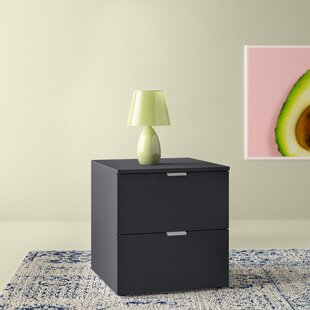 Oceanside 3 Drawer Bedside Table By Hashtag Home