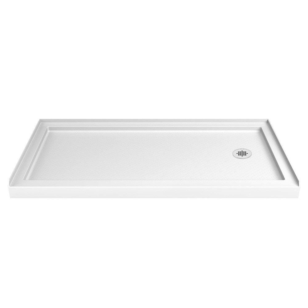 Dreamline Slimline 60 X 34 Single Threshold Shower Base Reviews Wayfair