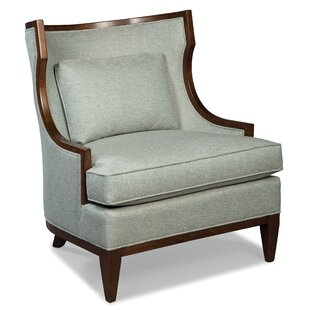Baird Wingback Chair by Fairfield Chair