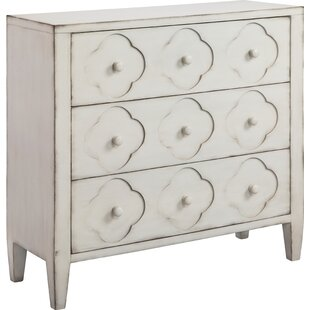 Polston 3 Drawer Accent Chest