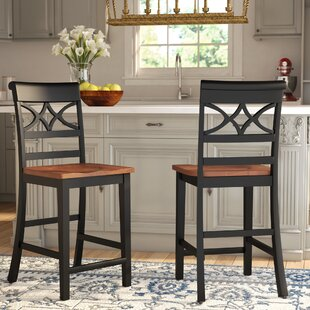 Buchan 61cm Bar Stool (Set Of 2) By Three Posts