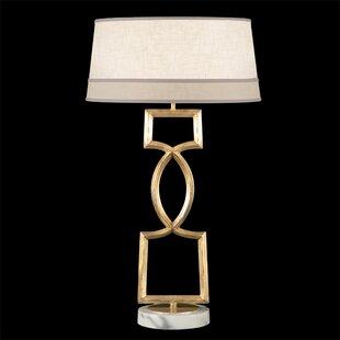 Allegretto Gold 34 Table Lamp