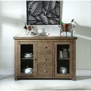 Osias Wooden Credenza by Longshore Tides