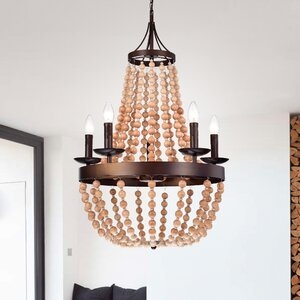 Crestview 5-Light Candle Style Chandelier
