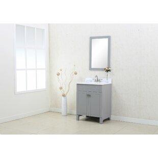 Sample 24 Single Bathroom Vanity Set By Winston Porter