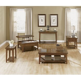Warfel 5 Piece Coffee Table Set