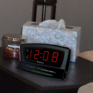 Electric Instant Set Alarm Clock