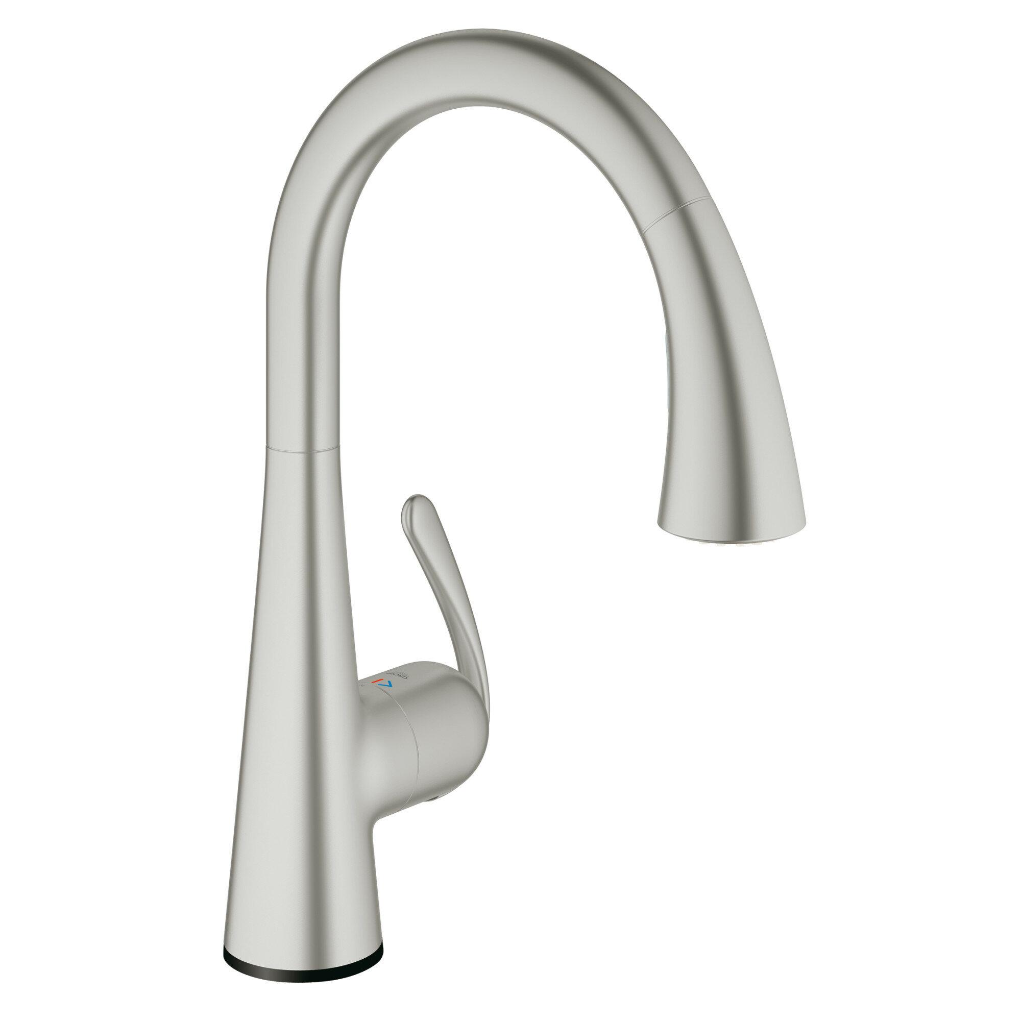 Touch Single Handle Kitchen Faucet