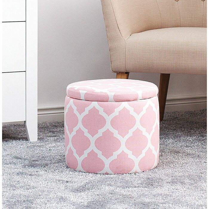 Pleasing Humbert Storage Ottoman Inzonedesignstudio Interior Chair Design Inzonedesignstudiocom