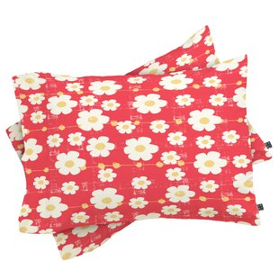 Ali Benyon Kandy Love Pillowcase