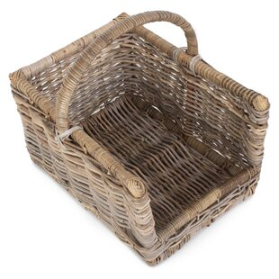 Baylee Log Carrier By Union Rustic