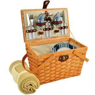 Frisco Picnic Basket