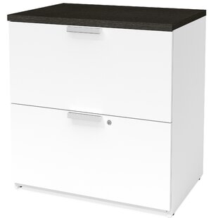 Kadian 2-Drawer Lateral Filing Cabinet by Comm Office New Design