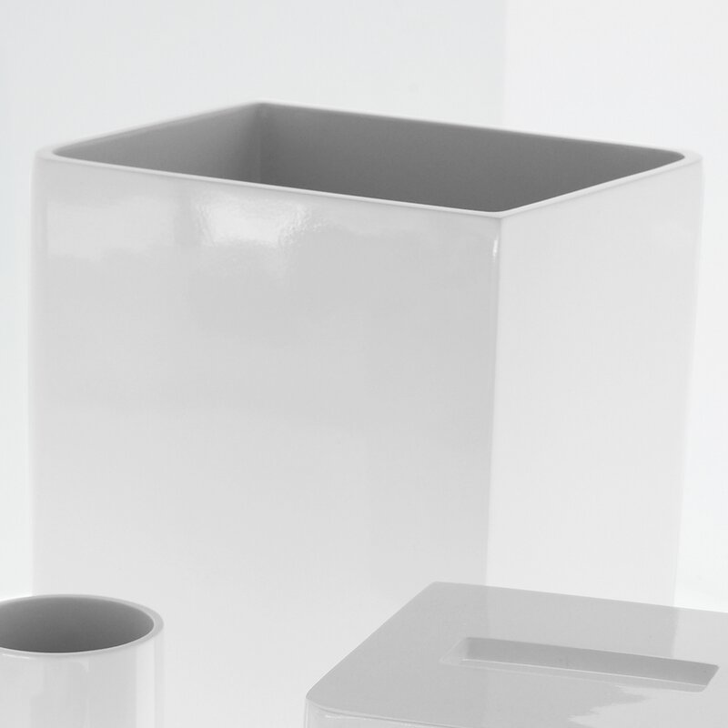 Lacca Collection Bath Accessories Waste Basket