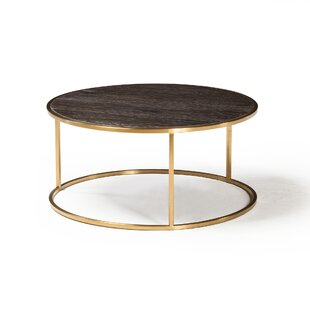 Delaune Coffee Table Wrought Studio Modern