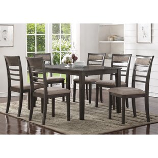 Lydney 7 Piece Dining Set by DarHome Co Best Design