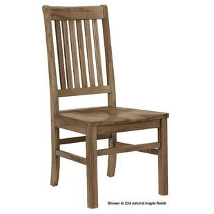 Rader Solid Wood Dining Chair (Set of 2)