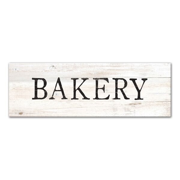 Vintage Bakery Sign Wayfair
