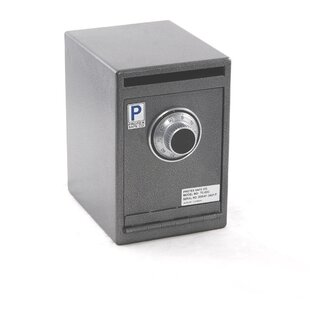 Protex Safe Co. Heavy-Duty Depository Safe with Combination Dial Lock