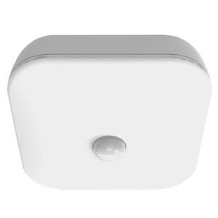 Wireless LED Outdoor Flush..