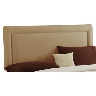 Adamek Upholstered Panel Headboard by Mack & Milo