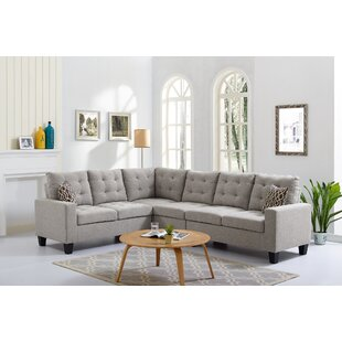 Averie Reversible Sectional by Winston Porter Best