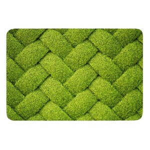 Ivy Basket by Susan Sanders Bath Mat