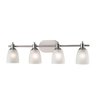Winston Porter Berndt 4-Light LED Vanity Light