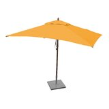 Oakern 10 X 6.5 Rectangular Market Umbrella