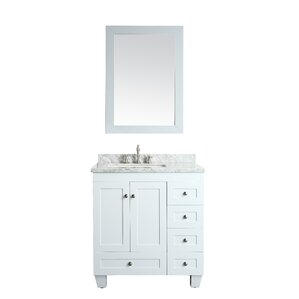 lauder 30 single bathroom vanity set
