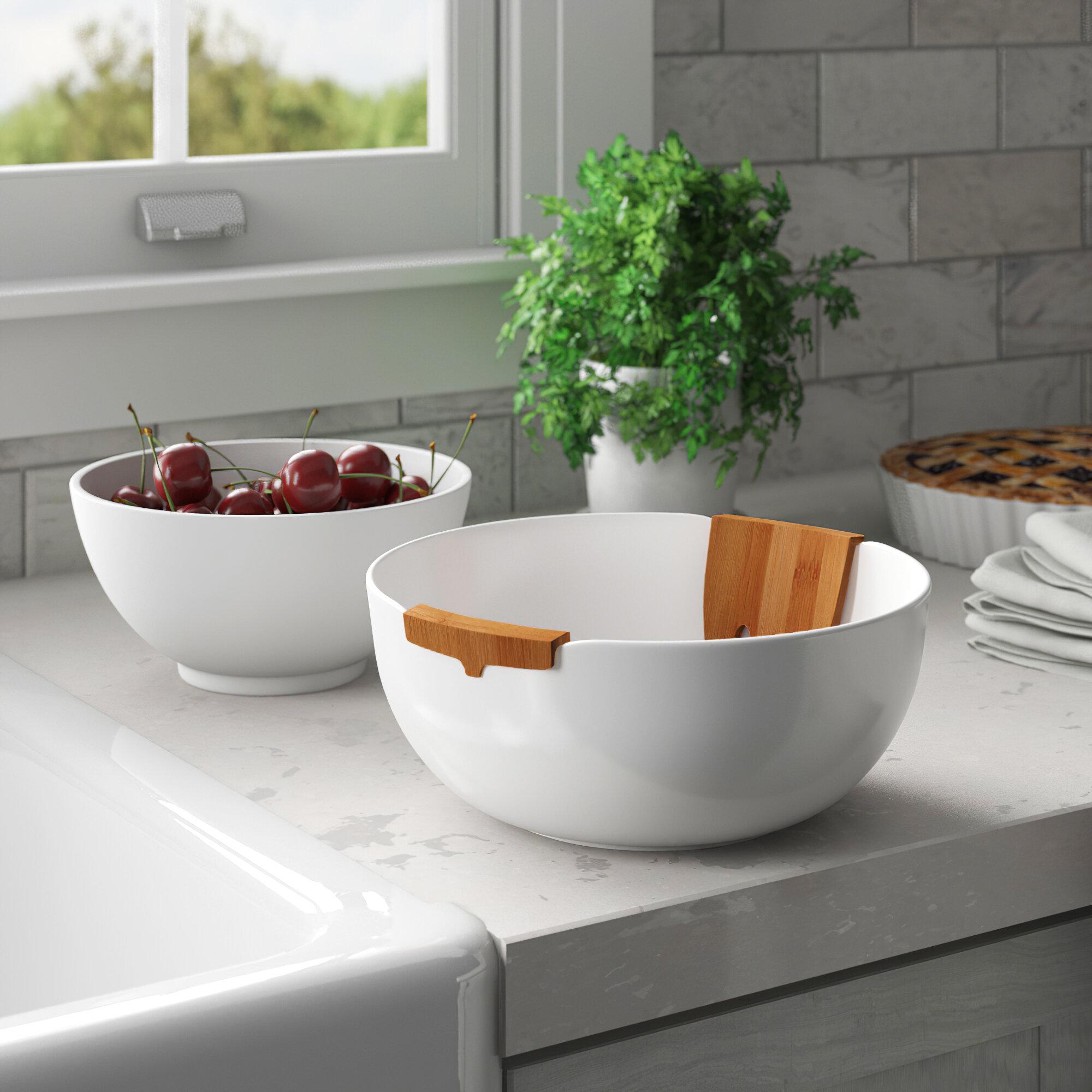 Salad Bowls You Ll Love In 2021 Wayfair