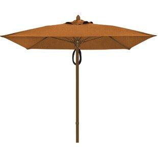 Fiberbuilt Prestige 7.5' Square Market Umbrella