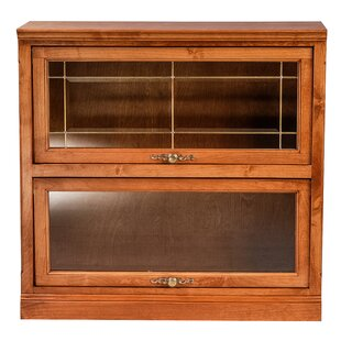 Shopping for Mcintosh Traditional Legal Barrister Bookcase By Loon Peak
